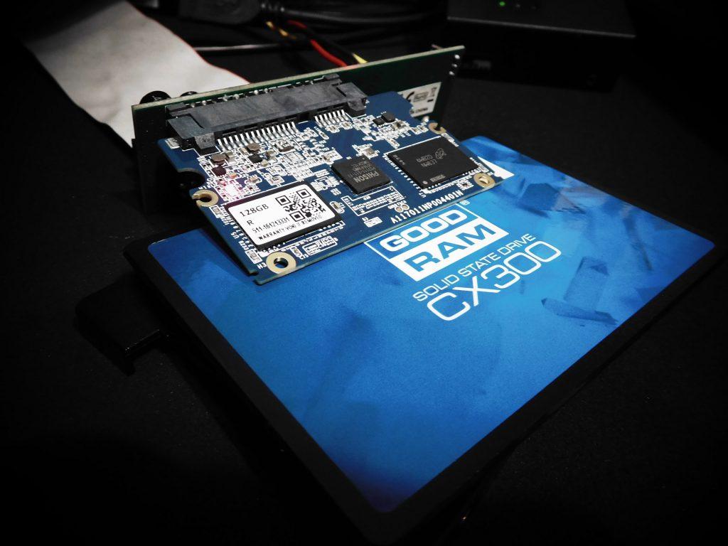 odzyskiwanie danych z dysku SSD